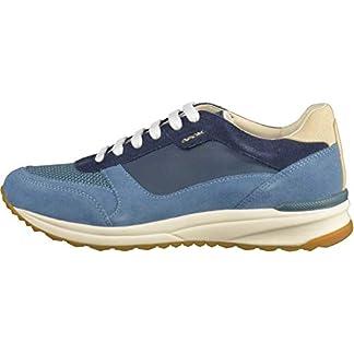 Geox Damen D Airell C Sneaker 5