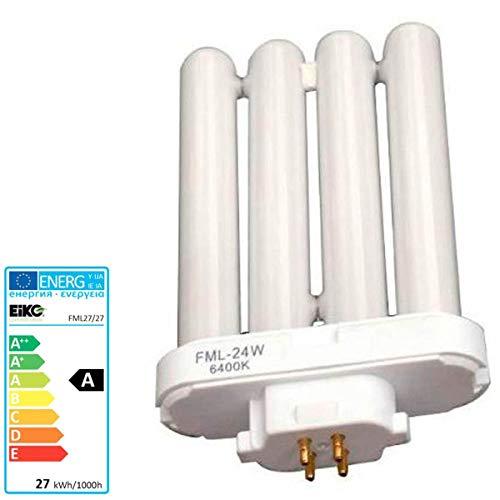 Scharnberger+Has. Energiesparlampe 83x145mm 49232 GX10q-4 27W 2700K 4p Kompaktleuchtstofflampe ohne integriertes Vorschaltgerät 4034451492325 -