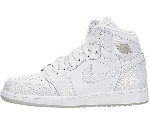 premium selection 72661 e6225 Nike Air Jordan 1 RET Hi Prem HC GG - 832596100 - Farbe  Weiß -