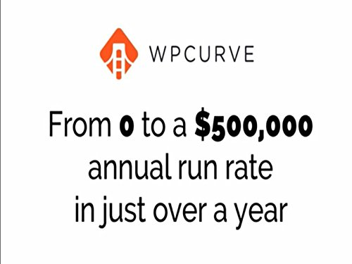 From Zero To $ Million with WPCurve: Content Marketing Case Study - Million-dollar-website