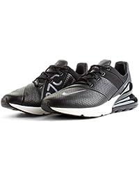 b1ec07badc Nike Air Max 270 Premium, Scarpe Running Unisex-Adulto, Multicolore (Black/