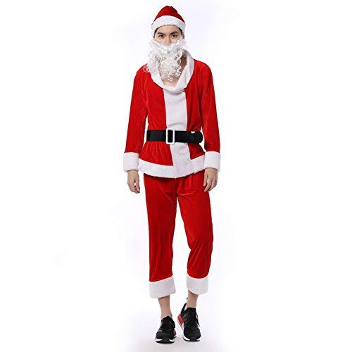 CVCCV 2018 Weihnachten Erwachsene Leistung kostüm Cosplay Leistung -