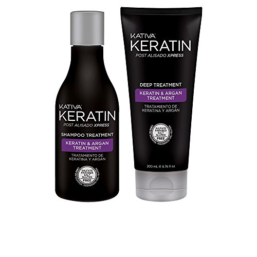 KATIVA KERATIN KIT POST ALISADO XPRESS