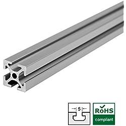 Kinetik Sistema Perfil Aluminio Perfil 20x 20Nut 5, Item compatible