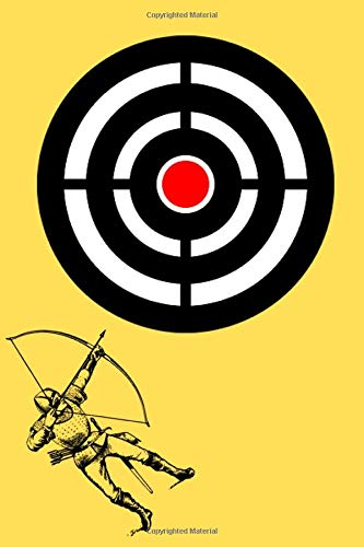Archery: The Perfect Notebook for Keeping Records of Rounds, Distance and Stats for All Archery Lovers