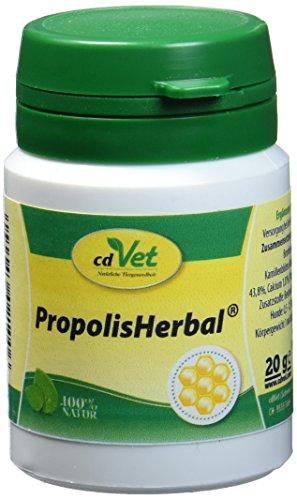 cdVet Naturprodukte PropolisHerbal 20g