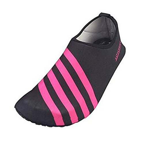 Bagno Scarpe Per Rossa Sport Acquatici Rosa Di Pantofola E Uomo Acquatici Di Saguaro® Scarpa Donna Scarpe xwZ1gYqvIv