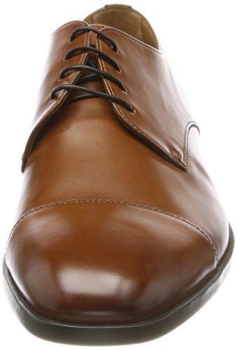 BOSS Business Herren Kensington_Derb_buct Derbys Braun (Medium Brown)