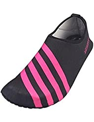 SAGUARO® De secado rápido Skin Shoes agua playa Piscina del Aqua calcetines