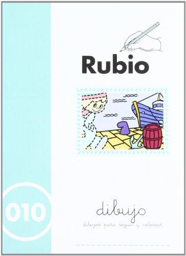 Cuadernos Rubio: Escritura 010 por Ramón Rubio Silvestre