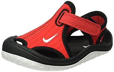 d23ed0af5 ... Nike Sunray Protect (TD) Infant Toddler Boys  Sandal  344925-602 (9c)  Red