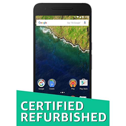 (Certified REFURBISHED) Huawai Nexus 6P H1512 (Grey, 32GB)
