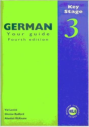 Book Key Stage 3 German: Key stage 3: Your Guide (Malvern language guides)