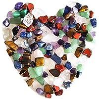 Verschiedene Natürliche Kristall 7Chakra Steine, One Tasche, über 100Stück, Gewichte über 160Gramm insgesamt... preisvergleich bei billige-tabletten.eu