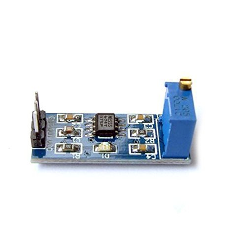 NE555 Pulse Generator Module with Adjustable Frequency Control and Flexible Power Supply of 5V - 12V from Optimus Electric Ic 555 Timer
