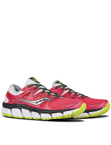 Saucony Propel Vista Women's Laufschuhe - AW16 Coral Pink Black