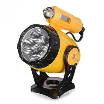 De Obsidian de voiture 12V Mini Projecteur magnétique Avertissement automatique de lumière Lumière d'urgence