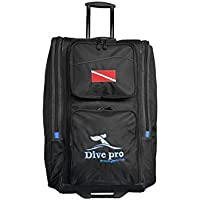 DivePro Tauchrucksack mit Rollen - Trolly Bag Manta