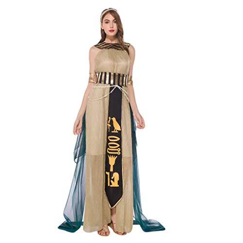Griechischen Kostüm Der Göttin - Bearbelly Cosplay Römischen Mythen Griechische göttin Mittelalterlichen Kostüm Kleid mit Umhang Party Halloween Mittelalter Kleidung Göttin Kostüm Maxikleid für Karneval Cosplay Tunika Kleid
