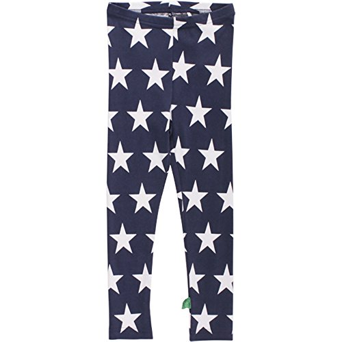 Fred's World by Green Cotton Unisex Baby Star Leggings Blau (Navy 019392001), 56