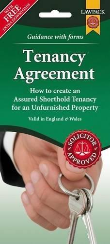 Lawpack Tenancy Agreement Ebook
