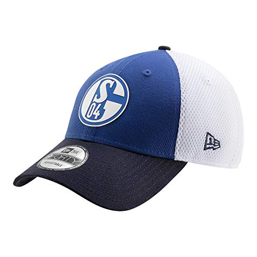 FC Schalke 04 9forty Snap Cap (one Size, blau/weiß)