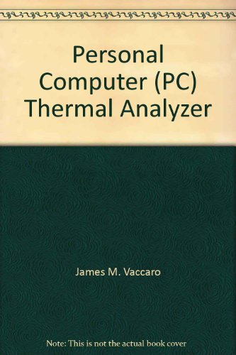 Personal Computer (PC) Thermal Analyzer