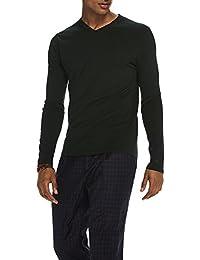 Scotch & Soda Herren Soft V-Neck Pullover