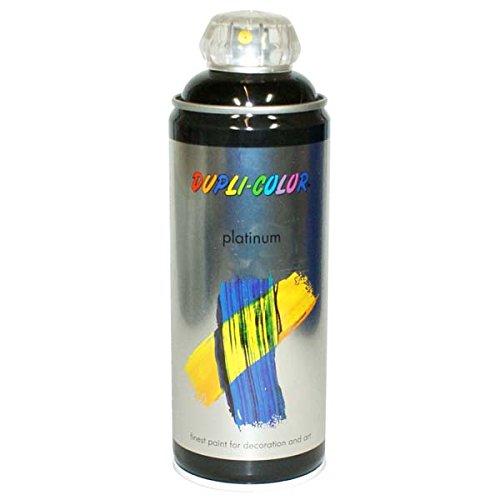 Preisvergleich Produktbild Dupli-Color 721106 Platinum tiefschwarz glänzend 400 ml