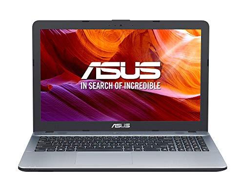 ASUS R540MA-GQ757 - Portátil de 15,6' (Celeron N4000, 4GB RAM, 256GB SSD, Endless OS Inglés) Plata Degradado - Teclado QWERTY español
