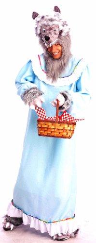 Disfraz de abuelita lobezna - Estándar