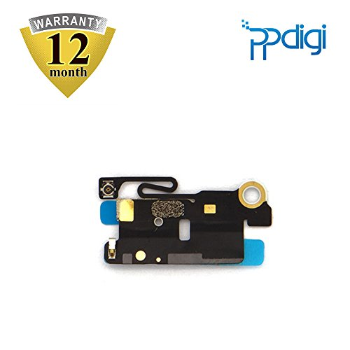 PPdigi WiFi WLAN Antenne GPS Cover für iPhone 5s/ iPhone SE Bluetooth Signal Modul Flexkabel Verstärker (iPhone 5s/ iPhone SE, WiFi Antenne+GPS Cover Set)