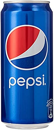 Pepsi, Carbonated Soft Drink, Cans, 8 x 295 ml