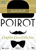 Agatha Christie's Poirot: Complete Cases Coll [USA] [Blu-ray]