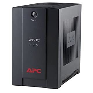 APC Back-UPS BX - BX500CI - Uninterruptible Power Supply 500VA (AVR, 3 Outlets IEC-C13)