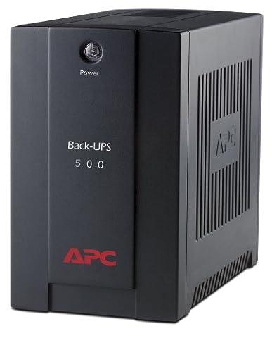 Onduleur 300w - APC Back-UPS BX 500 - Onduleur 500VA,