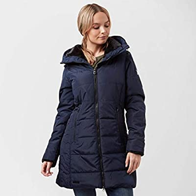 Regatta Women's Pernella Water Repellent Insulated and Lined Zip-Down Hooded Jacket