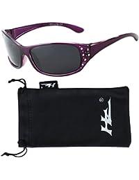 HZ Serie Elettra – Gafas de sol polarizadas para mujer de Hornz