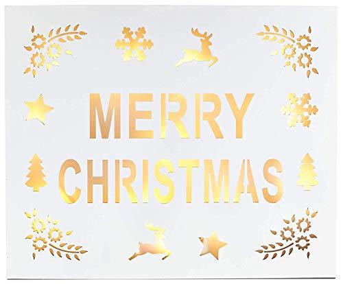 Originelle Weihnachtsbilder.Déco Originale Tableau