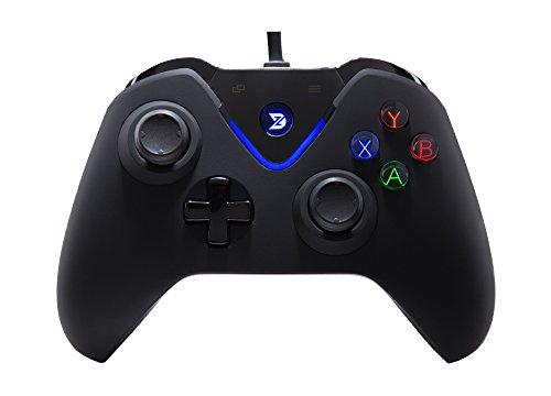 ZD W USB wired Gamepad Controller Gamecontroller Joystick für PC (Windows XP/7/8/8.1/10) & PlayStation 3 & Android&Steam - Die Xbox 360 / One nicht unterstützen