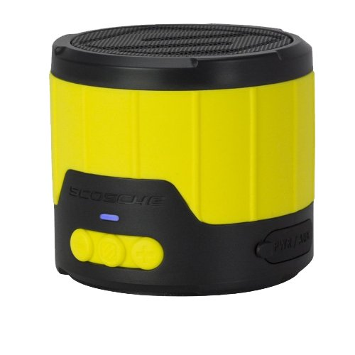 Scosche Boombottle Mini Speaker Bluetooth Resistente all'Acqua per iPhone, iPod