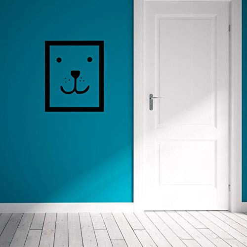 Wandaufkleber Wanddeko Für Wandbilderpuppy Bar Bar Wohnzimmer Englisch Dekorative Wandaufkleber