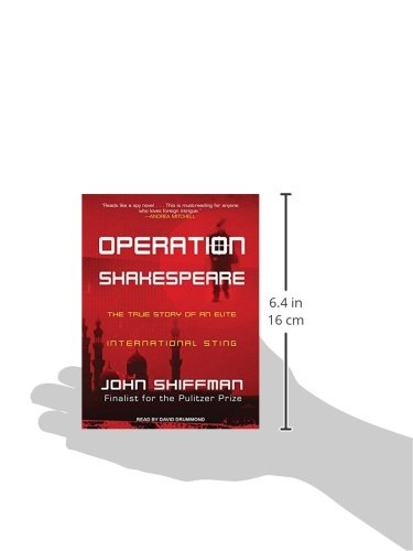 Operation Shakespeare: The True Story of an Elite International Sting