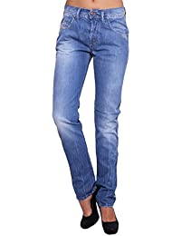 DIESEL - Jean Femme STAFFY 8YE - Regular, Tapered