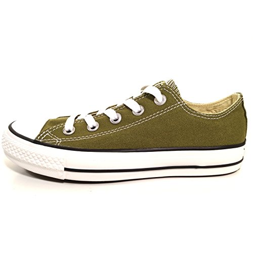 Converse Damen Schuhe Chucks Chuck Taylor All Star Ox Grün Sneakers Dunkelgrün Größe 36