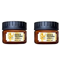 Byste 2PC Hair Detox Hair Mask Advanced Molecular Hair Root Treatment 60Ml Recover Elastic Hair Men And Women Best Amazon Hair Loss Products Moroccan Conditioner Argan Oil 60 Ml
