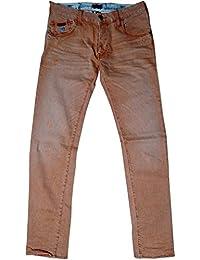 Armani - Jeans - Homme orange Arancio 32