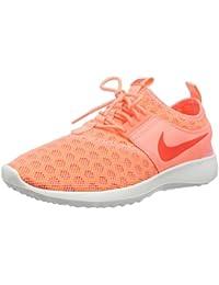 Nike Women's Juvenate Sneaker, Atomic Pink/Bright Crimson, 6 B US