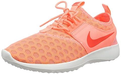 Nike Women's Zenji Training Running Shoes, Pink (600 ATOMIC PINK/BRIGHT CRIMSON), 5 UK