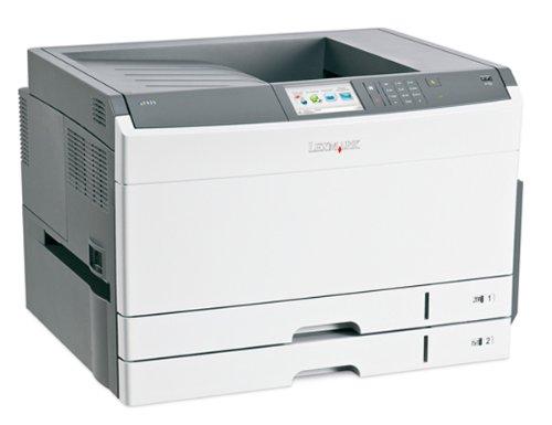 Lexmark C925de Farblaserdrucker (600x600 dpi, USB 2.0) weiß (Desktop-farb-laser)